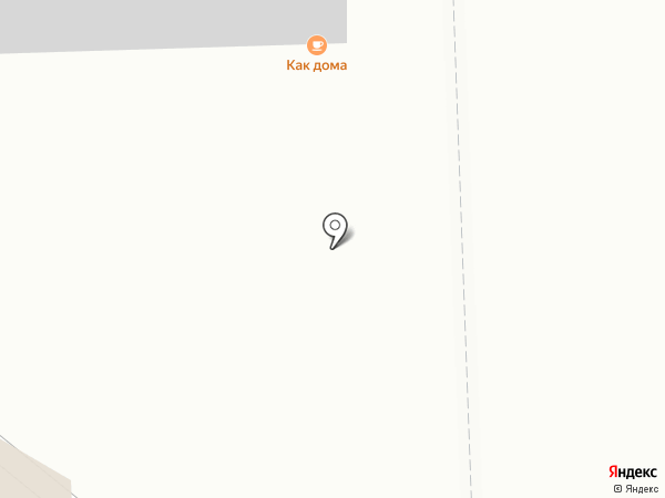 Челябинскспецжелезобетонстрой на карте Челябинска