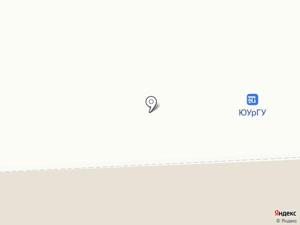 Street grill на карте Челябинска
