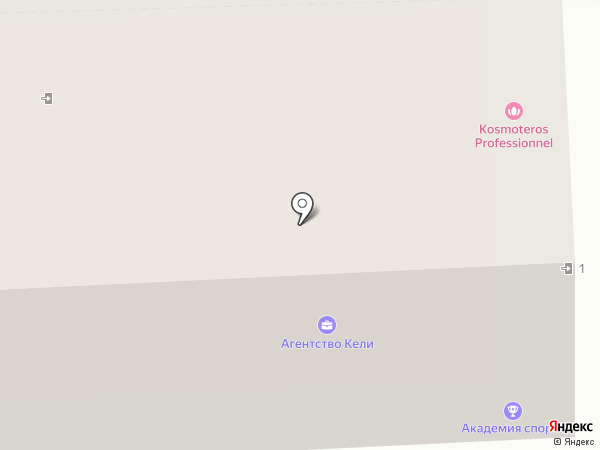 КАСТОМ на карте Челябинска