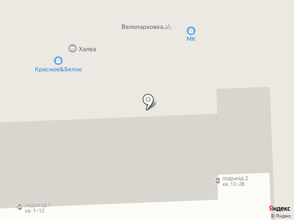 Пивной Экспресс на карте Челябинска