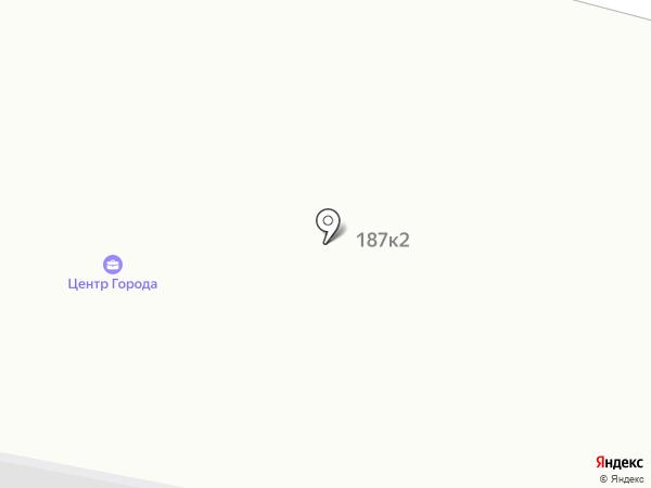 Крисди на карте Челябинска