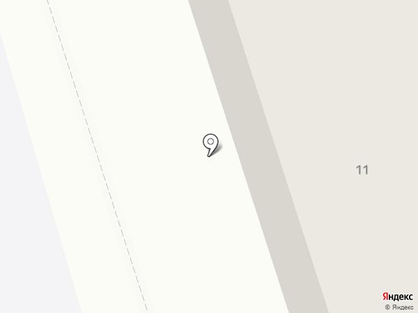 Ландыш на карте Челябинска