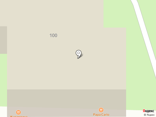 Papa Carlo на карте Челябинска