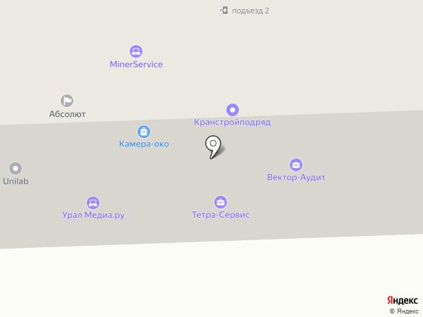 3D Manufactura на карте Челябинска