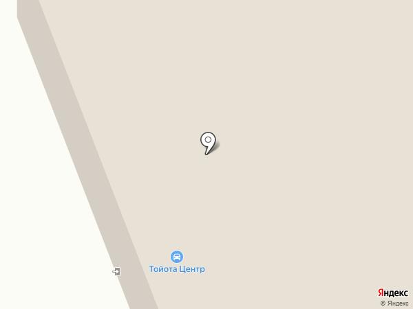 Автомир, автокомплекс Mazda на карте Челябинска