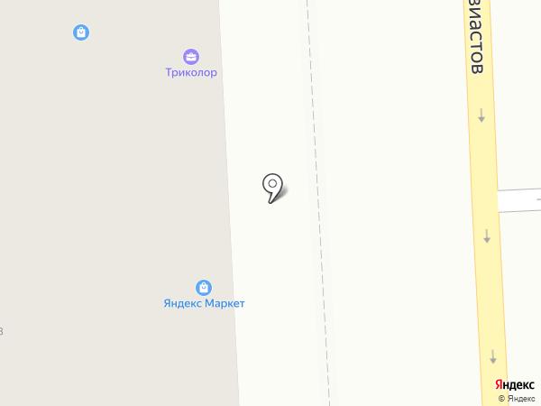Галерея Натальи Бронниковой на карте Челябинска