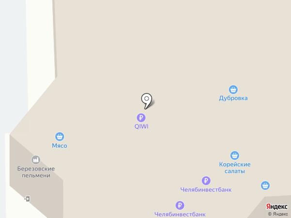 Ювелирная мастерская на карте Челябинска
