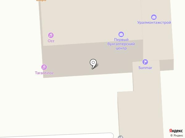 Бессонница на карте Челябинска