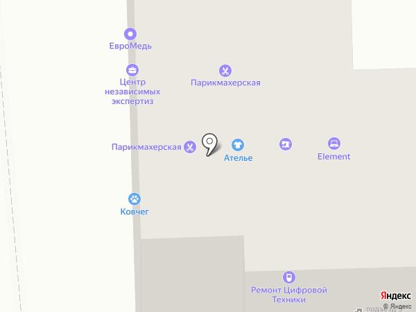 VIP-улов на карте Челябинска