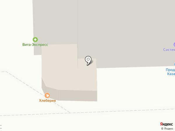ЛОСКУТОК на карте Челябинска