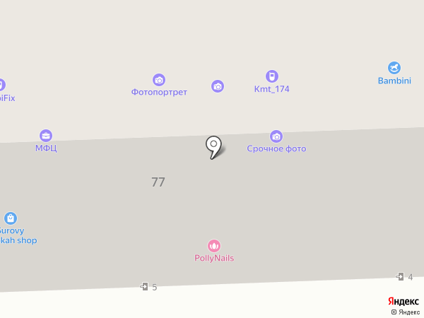 Чистый Сервис на карте Челябинска