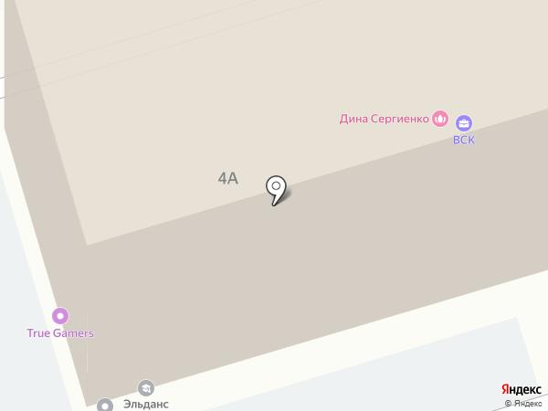 Автомагазин на карте Челябинска