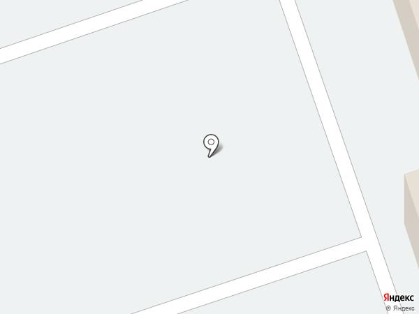 За утесом на карте Челябинска
