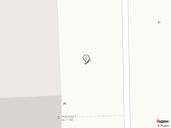 Вист на карте Челябинска
