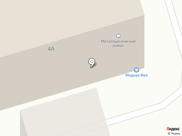 Урал Карбон на карте Челябинска