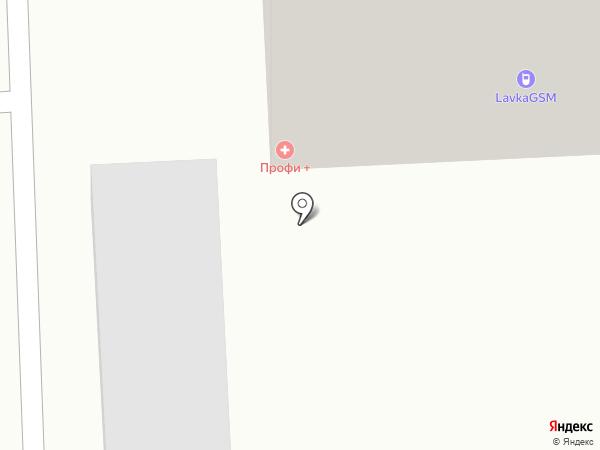 Франчайзинг5 на карте Челябинска