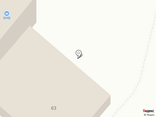 Автопункт на карте Челябинска