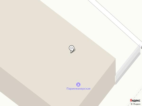 Лик на карте Челябинска