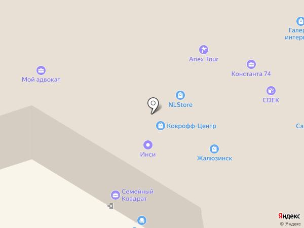 Do4a.com на карте Челябинска