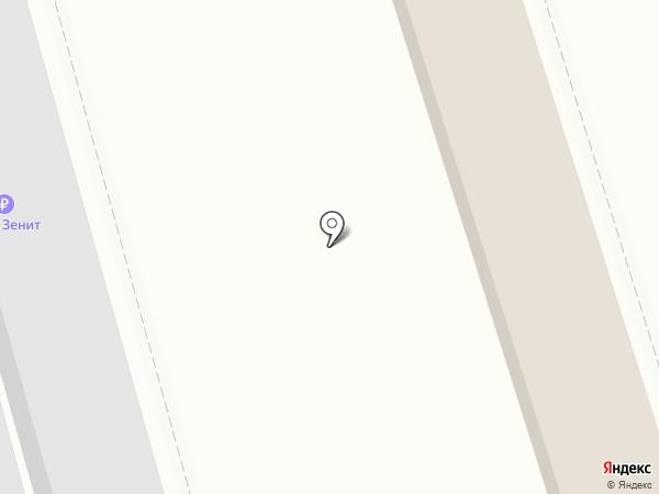 Магазин хозяйственных товаров на карте Челябинска
