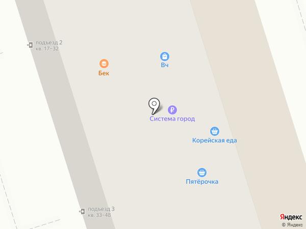 Банкомат, Банк Снежинский, ПАО на карте Челябинска