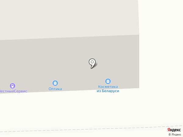 Миледи на карте Челябинска