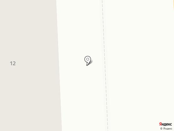 Socket на карте Челябинска