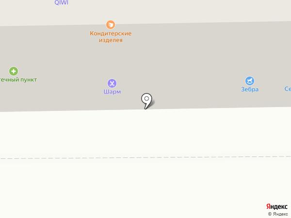 SHEIKH на карте Челябинска