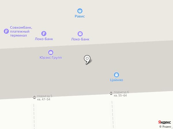 Сухов С.Н. на карте Челябинска