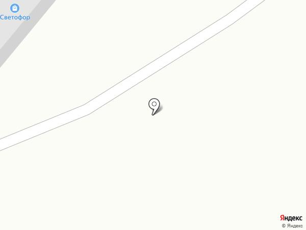 Аккумуляторный Дом на карте Челябинска