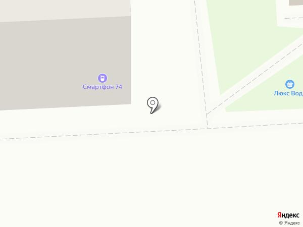 M-Store на карте Челябинска