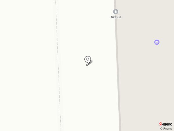 Savanna на карте Челябинска