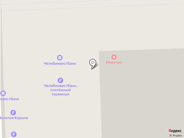 ТриАйфона.рф на карте Челябинска