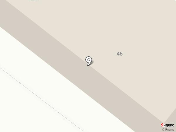 Квадратъ на карте Челябинска