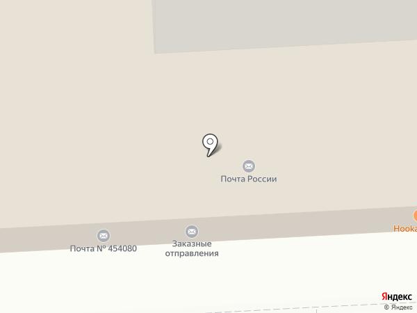 Alexander home на карте Челябинска