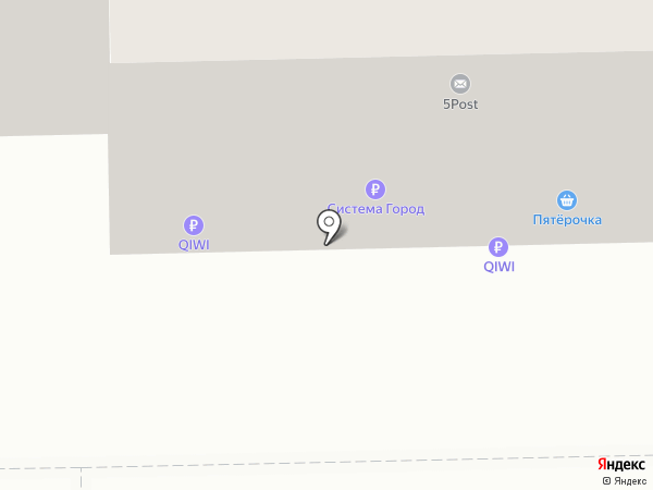Банкомат, АКБ Челиндбанк, ПАО на карте Челябинска