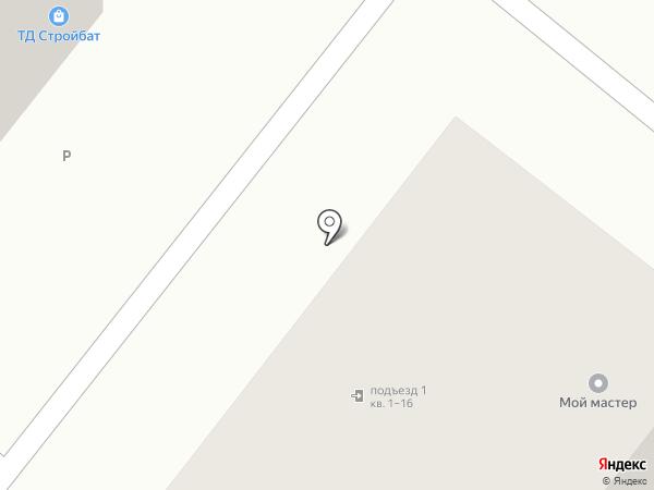 СуперСтрой на карте Челябинска