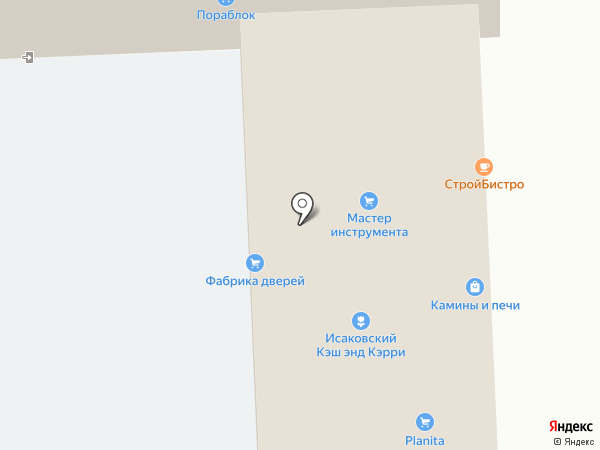 Интэк-Сигнал на карте Челябинска