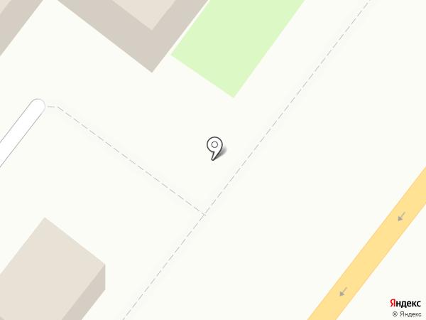 Сытый кот на карте Челябинска
