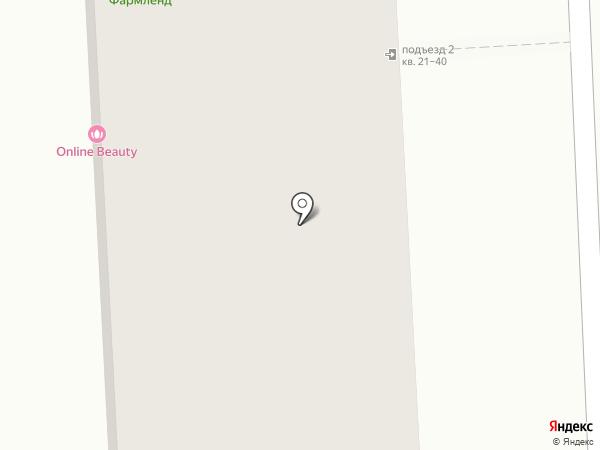 Центр персональных услуг на карте Челябинска