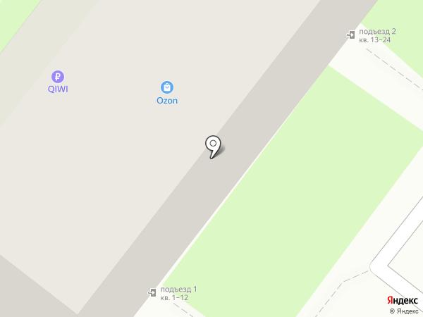 Чудо на карте Челябинска