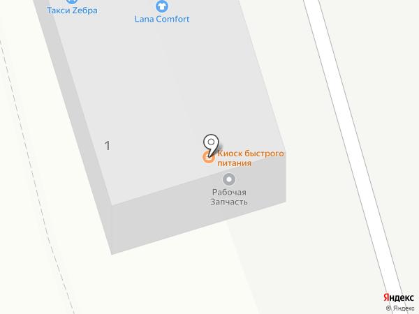Элекснет на карте Челябинска
