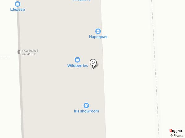 Единый Центр Защиты на карте Челябинска