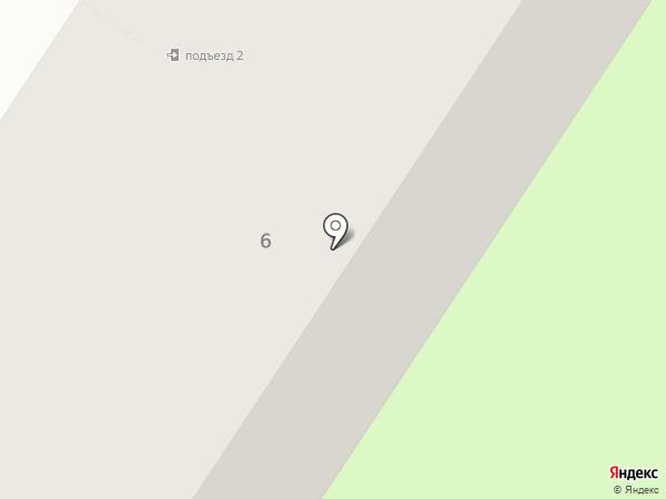 Парикмахерская на карте Челябинска