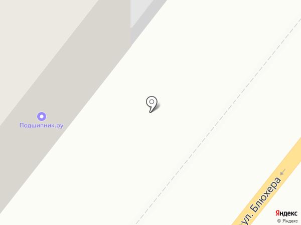 АЙ:STORE на карте Челябинска