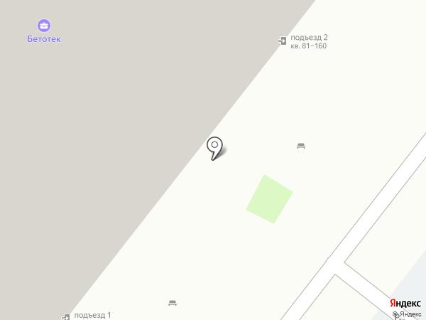 Огюст и Луи на карте Челябинска