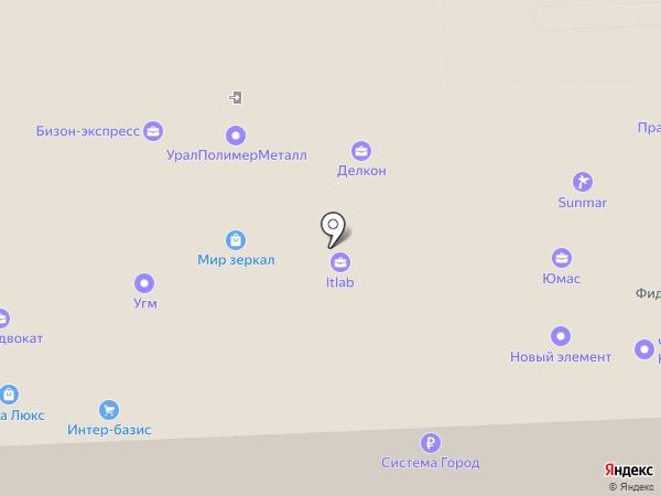 НОВЫЕ СТРОИТЕЛЬНЫЕ СИСТЕМЫ на карте Челябинска