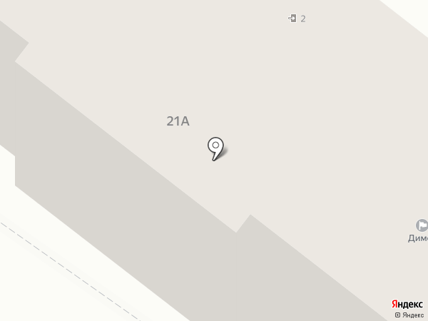 ДИМСИ на карте Челябинска