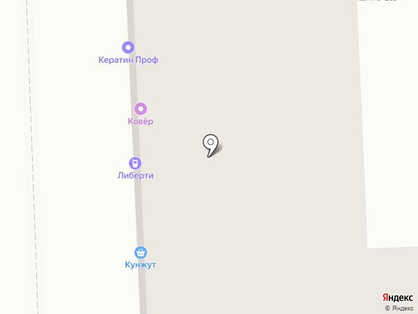 PROPROJECT на карте Челябинска