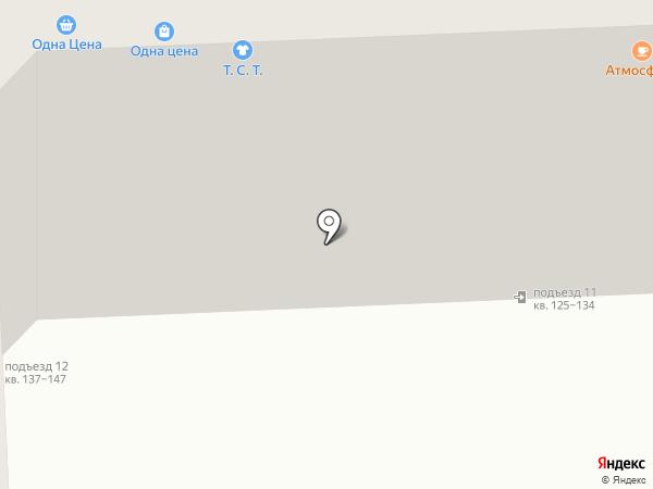 Пенка на карте Челябинска